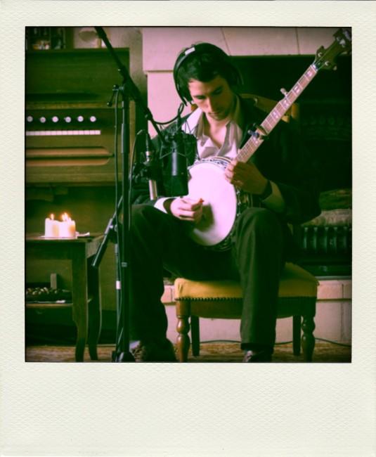 Der Cowboy und das Banjo und die Kerzen